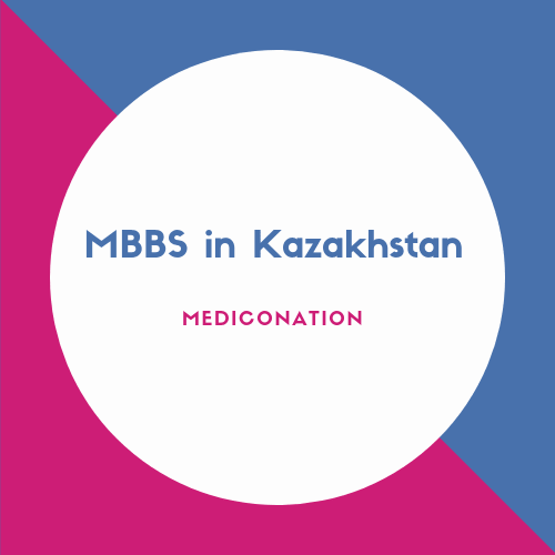 MBBS in Kazakhstan
