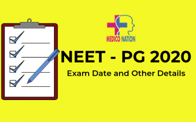 NBE Declared The Exam Date For NEET PG 2020