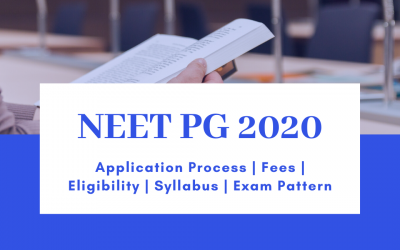 NEET PG 2020: Application Form (Out) | Fees | Syllabus | Exam Pattern | Eligibility